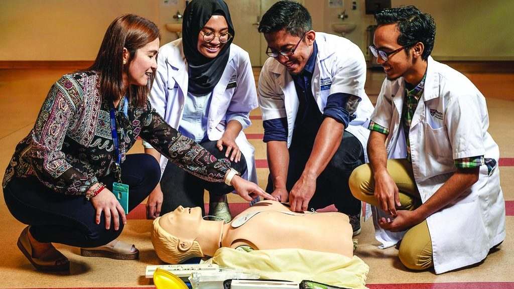 Shaping the future of the medical workforce